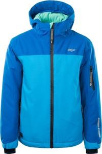 Niebieska kurtka Bejo w sportowym stylu krótka