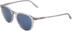 Niebieskie okulary damskie POLO RALPH LAUREN