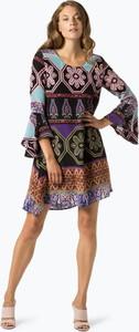 Sukienka Grace w stylu boho z jedwabiu