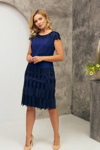 Sukienka Risca z tkaniny ołówkowa