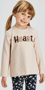 Bluzka dziecięca Mayoral dla dziewczynek