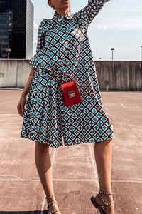 Sukienka IVET w stylu casual oversize