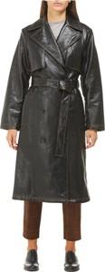 Czarny płaszcz MSGM