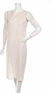Sukienka Stefanel bez rękawów midi prosta