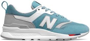 Buty sportowe New Balance ze skóry