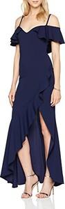 Niebieska sukienka Quiz