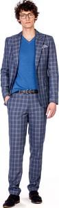 Niebieski garnitur producent niezdefiniowany
