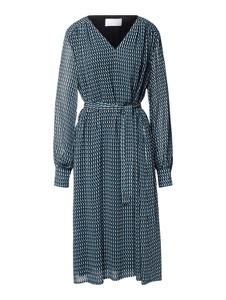 Sukienka Hugo Boss z dekoltem w kształcie litery v
