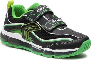 Buty sportowe dziecięce Geox na rzepy dla chłopców