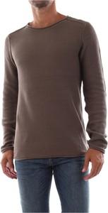 Brązowy sweter Jack & Jones