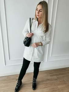 Sukienka Perfe koszulowa mini