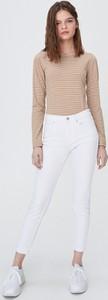 Bluzka Sinsay z długim rękawem w stylu casual