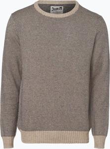 Sweter DENIM by Nils Sundström z wełny w stylu casual