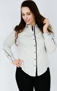 Koszula Duet Woman z kołnierzykiem z tkaniny