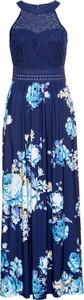 Sukienka bonprix BODYFLIRT boutique bez rękawów maxi