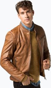 Brązowa kurtka Gipsy w stylu casual
