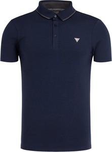 Koszulka polo Guess z krótkim rękawem