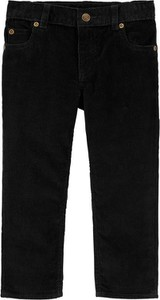 Czarne spodnie dziecięce Carter's