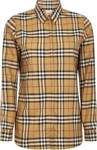 Koszula Burberry w stylu casual z długim rękawem