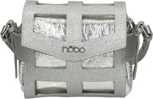 Srebrna torebka NOBO