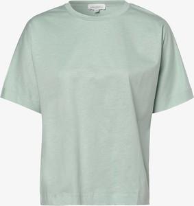 Zielony t-shirt ARMEDANGELS z bawełny