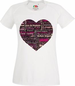 T-shirt Fruit Of The Loom z krótkim rękawem