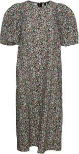 Sukienka Vero Moda mini z krótkim rękawem