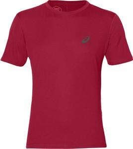 Czerwony t-shirt ASICS