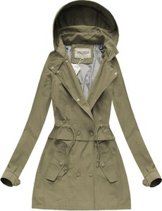 Speed.a parka z kapturem khaki (xw725x)
