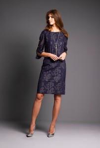 Sukienka Risca z długim rękawem