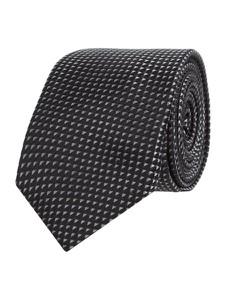 Czarny krawat Olymp