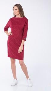 Sukienka Look made with love z długim rękawem w stylu casual