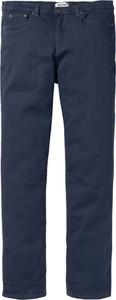 Niebieskie spodnie bonprix John Baner JEANSWEAR w stylu casual