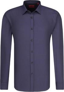 Koszula Hugo Boss z długim rękawem w stylu casual
