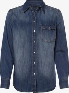 Niebieska koszula Marc O'Polo z jeansu