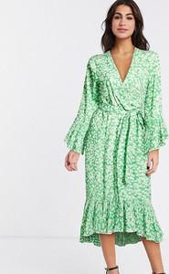 Sukienka Twisted Wunder midi