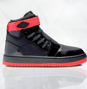 Buty sportowe Jordan z płaską podeszwą