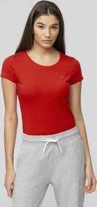 Czerwony t-shirt 4fsklep.pl
