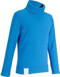 Niebieska koszulka dziecięca WED'ZE dla chłopców