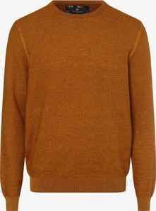 Sweter Nils Sundström w stylu casual z bawełny