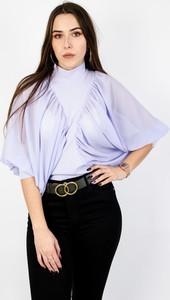 Fioletowa bluzka Olika