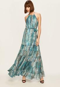 Sukienka Guess by Marciano z tkaniny bez rękawów w stylu boho