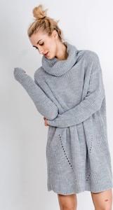 c2d384dc3f08e7 swetry robione na drutach wzory - stylowo i modnie z Allani