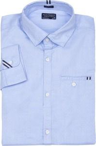 Niebieska koszula dziecięca Mayoral