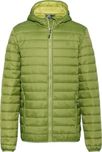 Zielona kurtka Ock w stylu casual