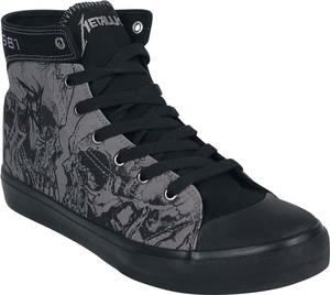 Buty sportowe Metallica sznurowane