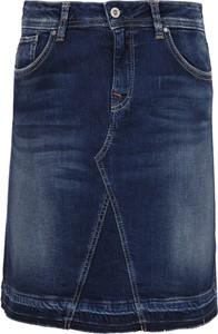 Spódnica Pepe Jeans w street stylu