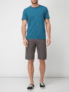Turkusowy t-shirt Tom Tailor z krótkim rękawem