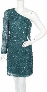 Zielona sukienka Ashley Brooke mini