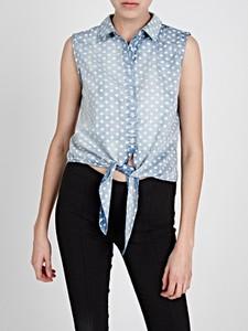 koszula damska bez rękawów stylowo i modnie z Allani  FVfSG